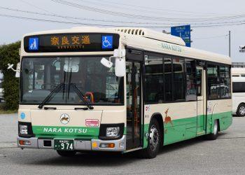奈良交通株式会社 京都営業所